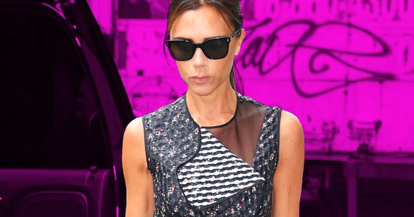 Victoria Beckham's Best Street Style, Decoded
