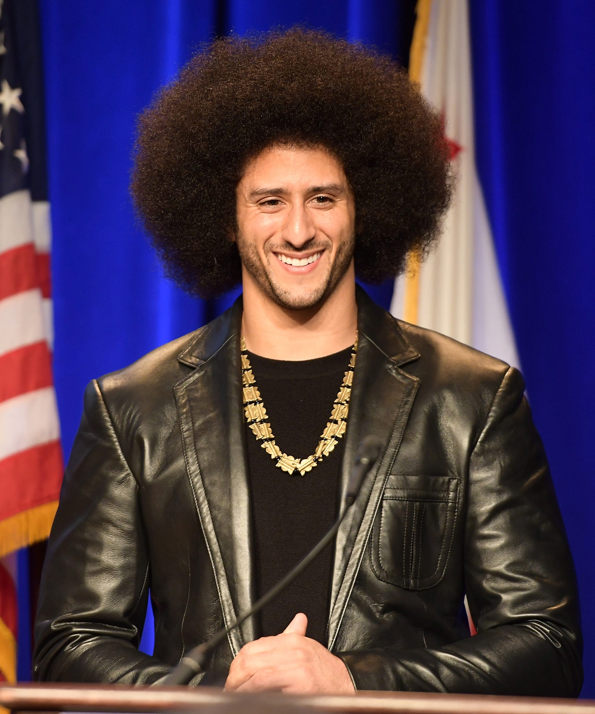 top fashion f10d9 59a97 Colin Kaepernick Nike Ad Campaign Causes Angry Response