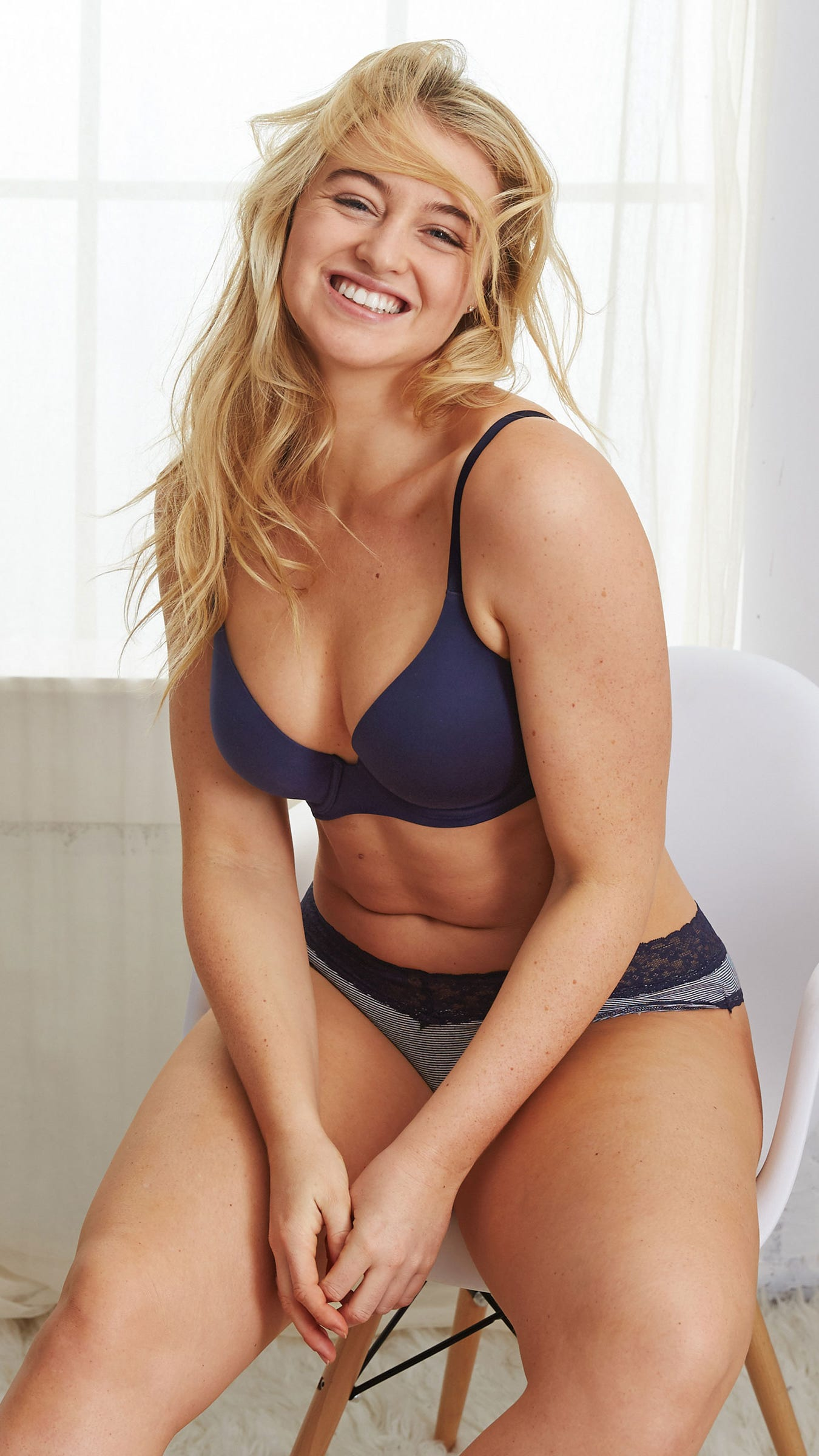 aerie lingerie sales up - body positivity