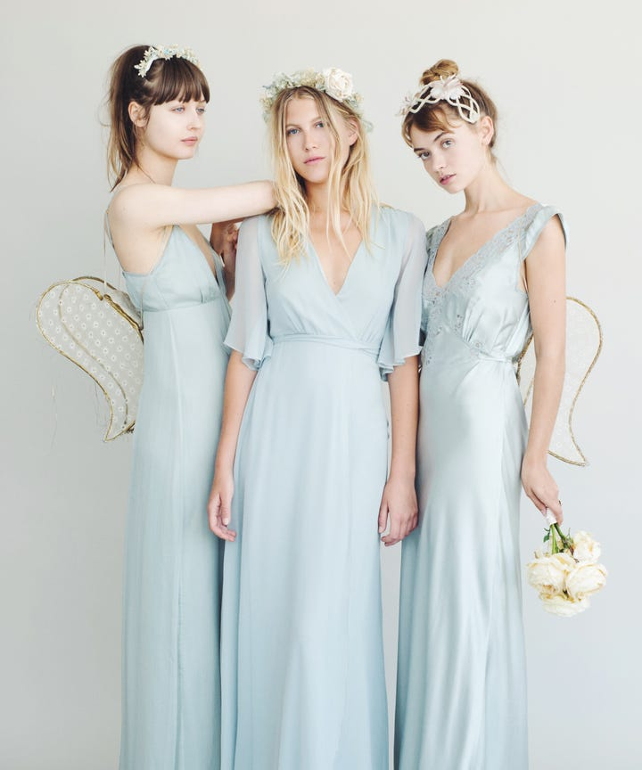 Lily Ashwell Affordable Bespoke Vintage Bridal Dresses
