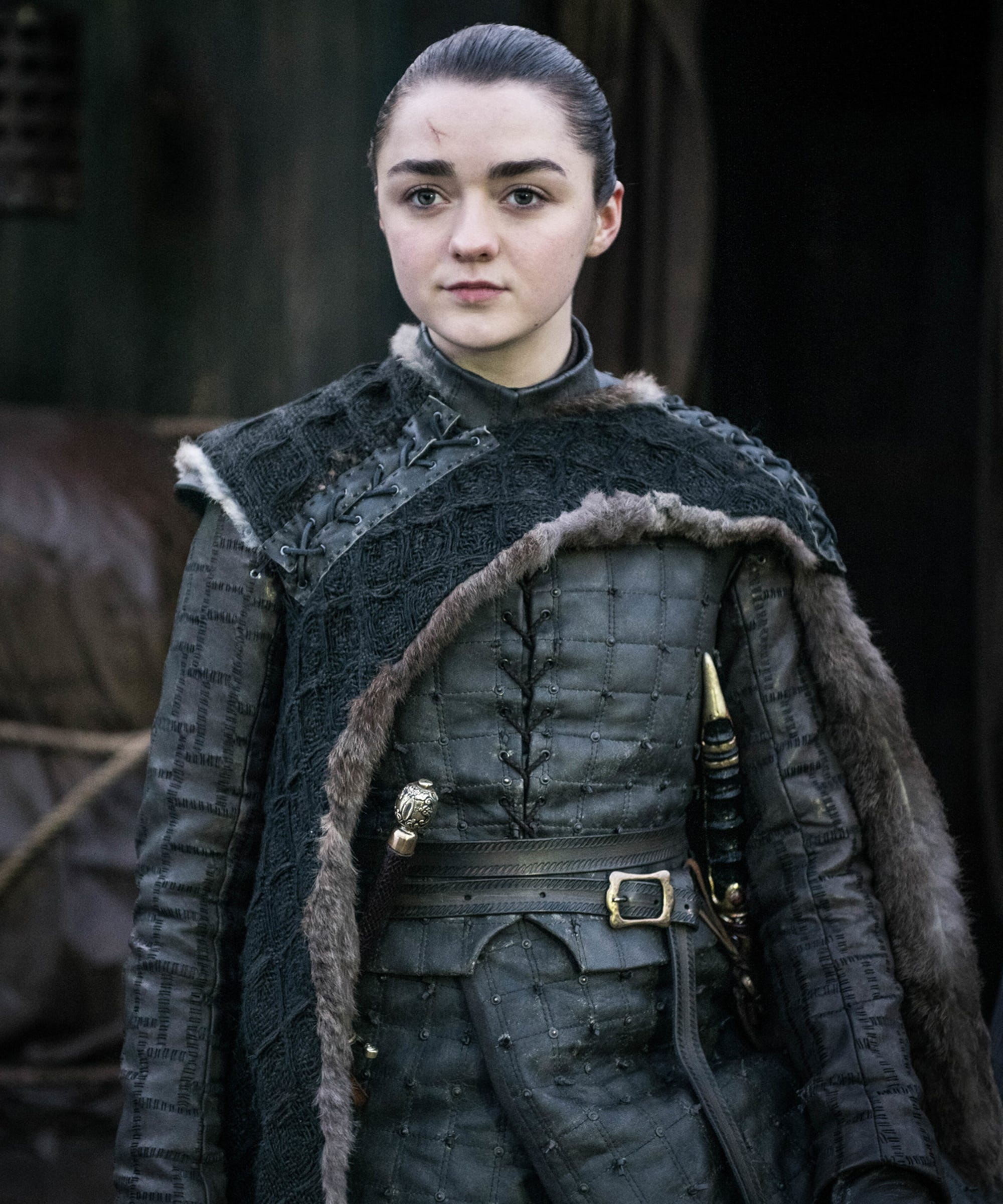 Hey, Arya Stark — What's West Of Westeros On Game Of Thrones?