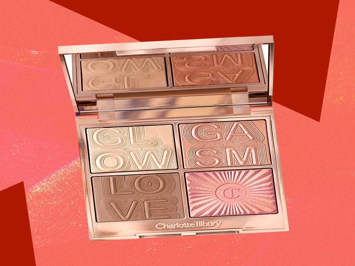 Charlotte Tilbury s New Glowgasm Collection Is The Best Thing Since Pillow Talk