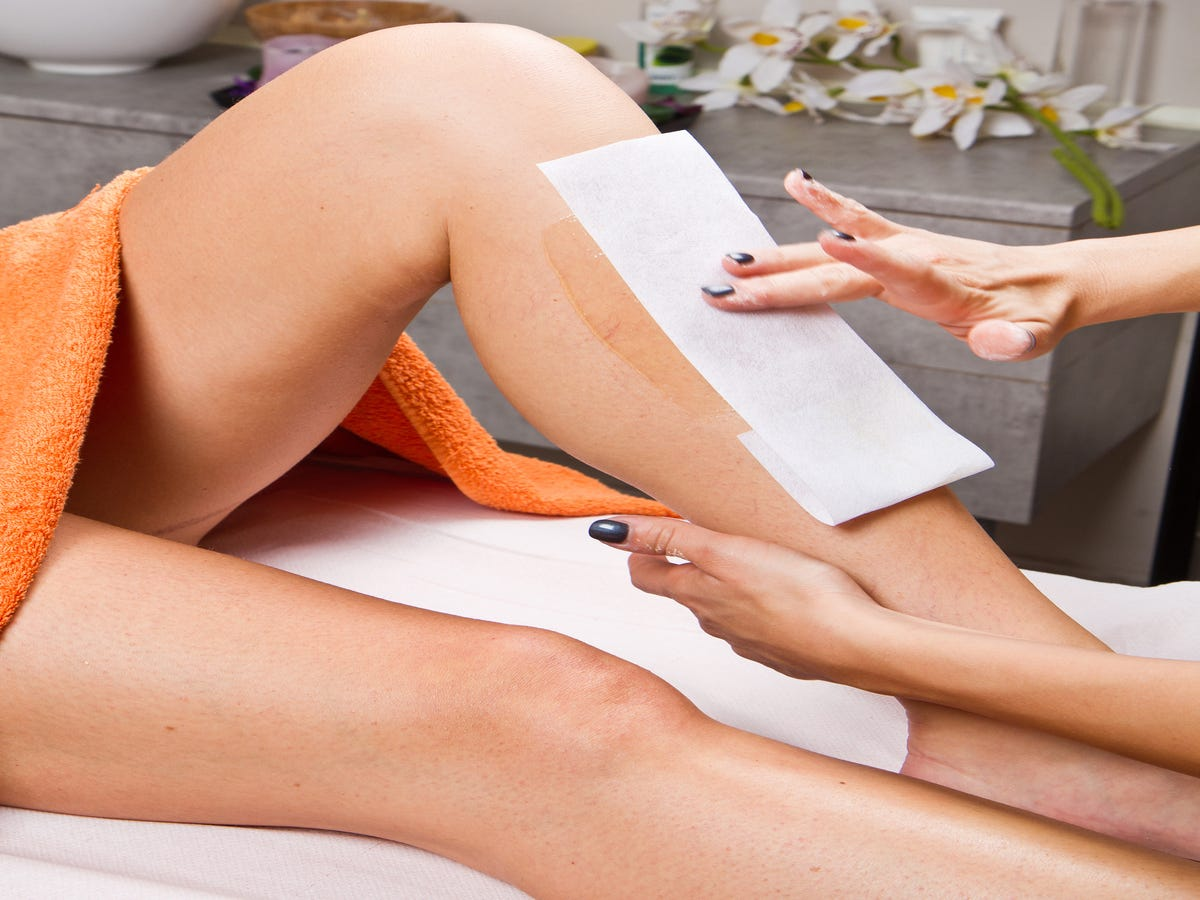 This Is The Secret To A Less-Painful Wax