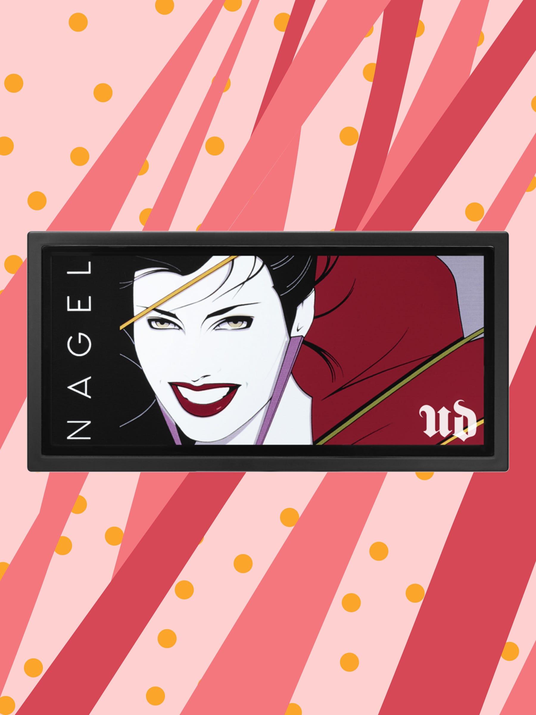 Urban Decay Patrick Nagel Vice Lipstick Palette 80s