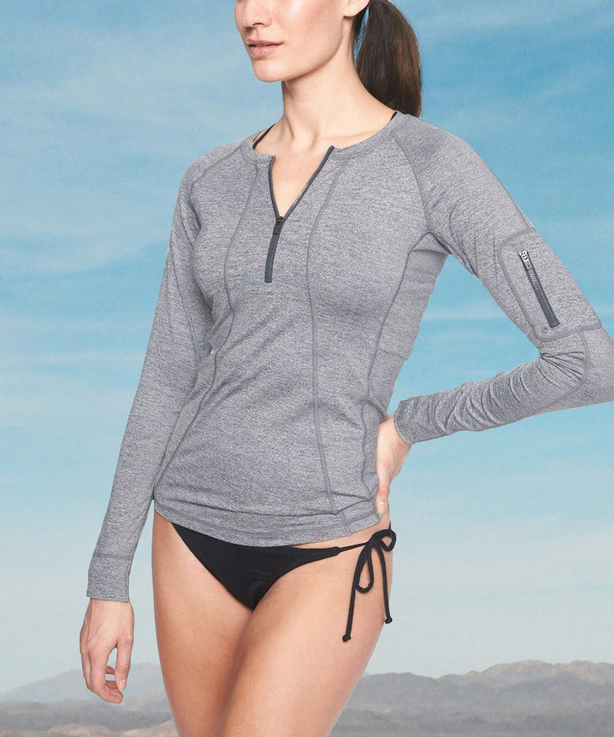 11 Sun-Protective Workout Clothes That Don't Look Dorky