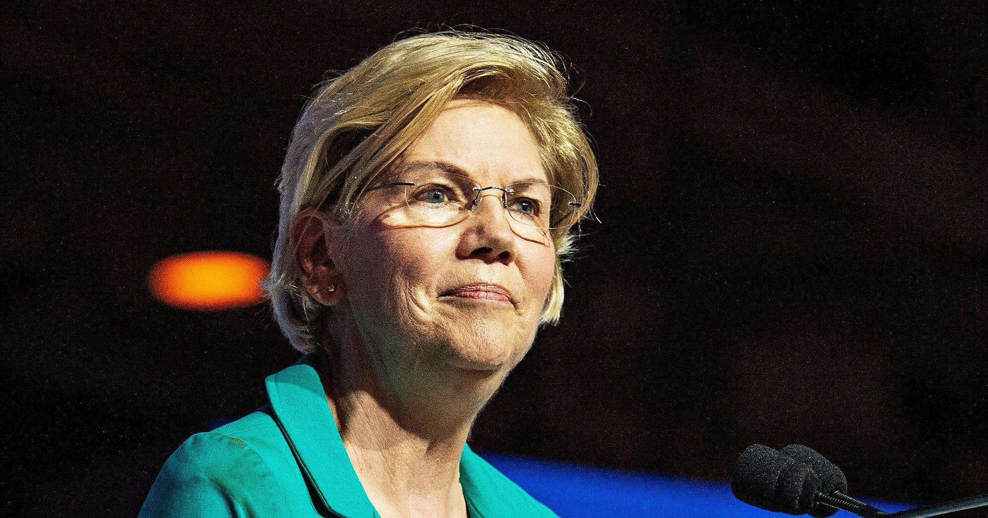 Elizabeth Warren Announces Plan To Reform Immigration, Overhaul ICE