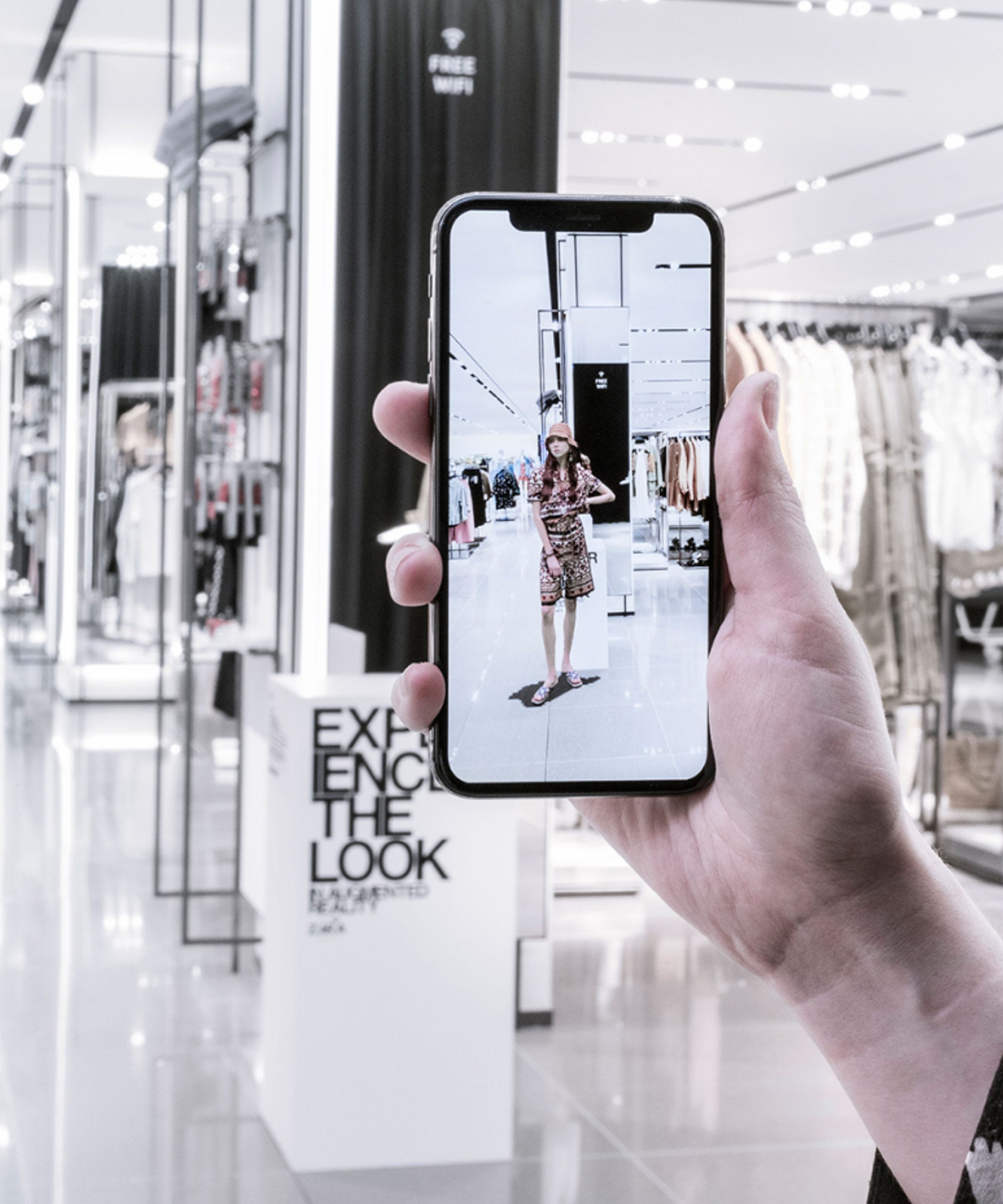 Zara Is Changing How We Shop Through Augmented Reality
