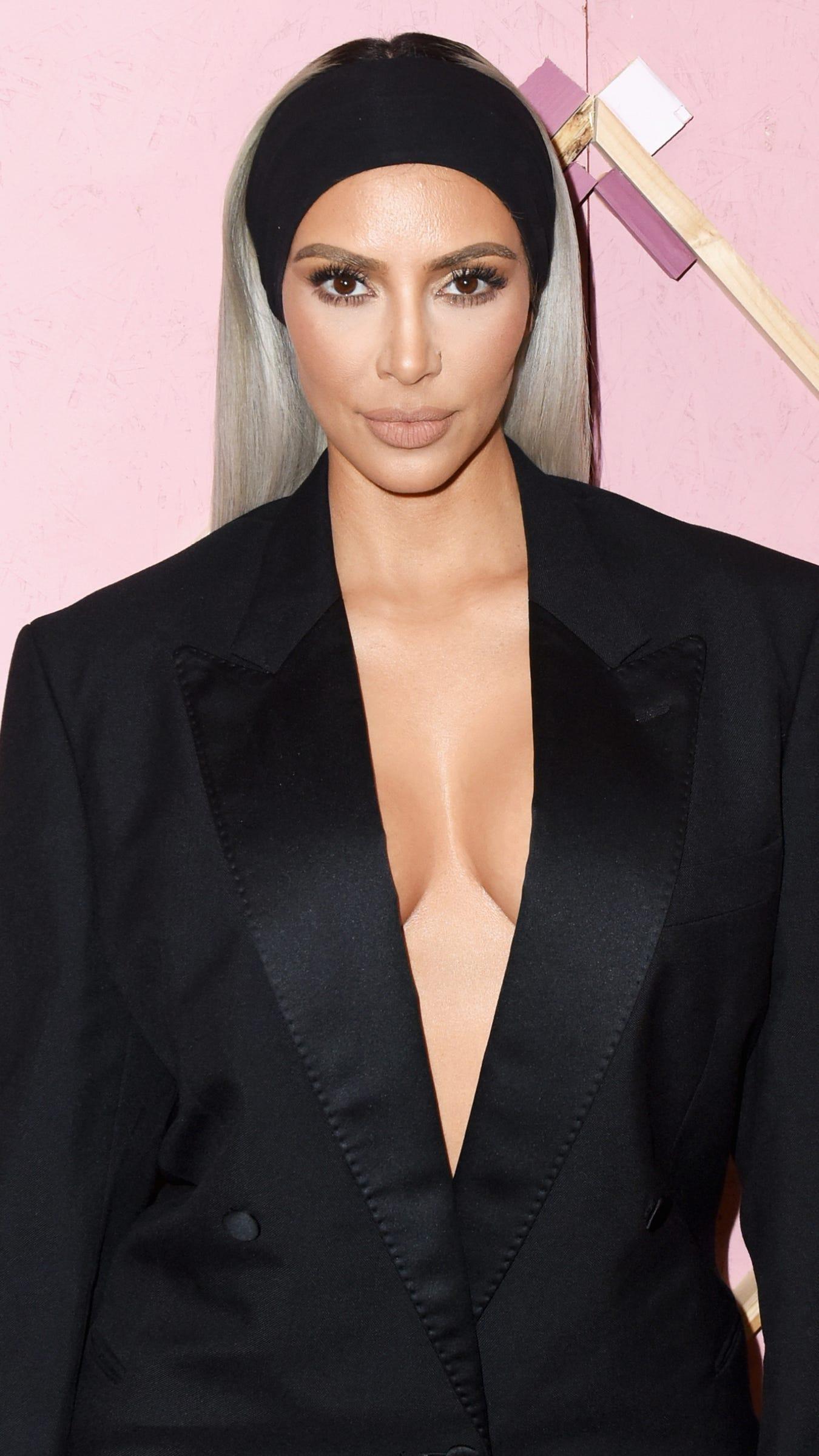 Kim Kardashian Made A Hair Change We Did Not See Coming