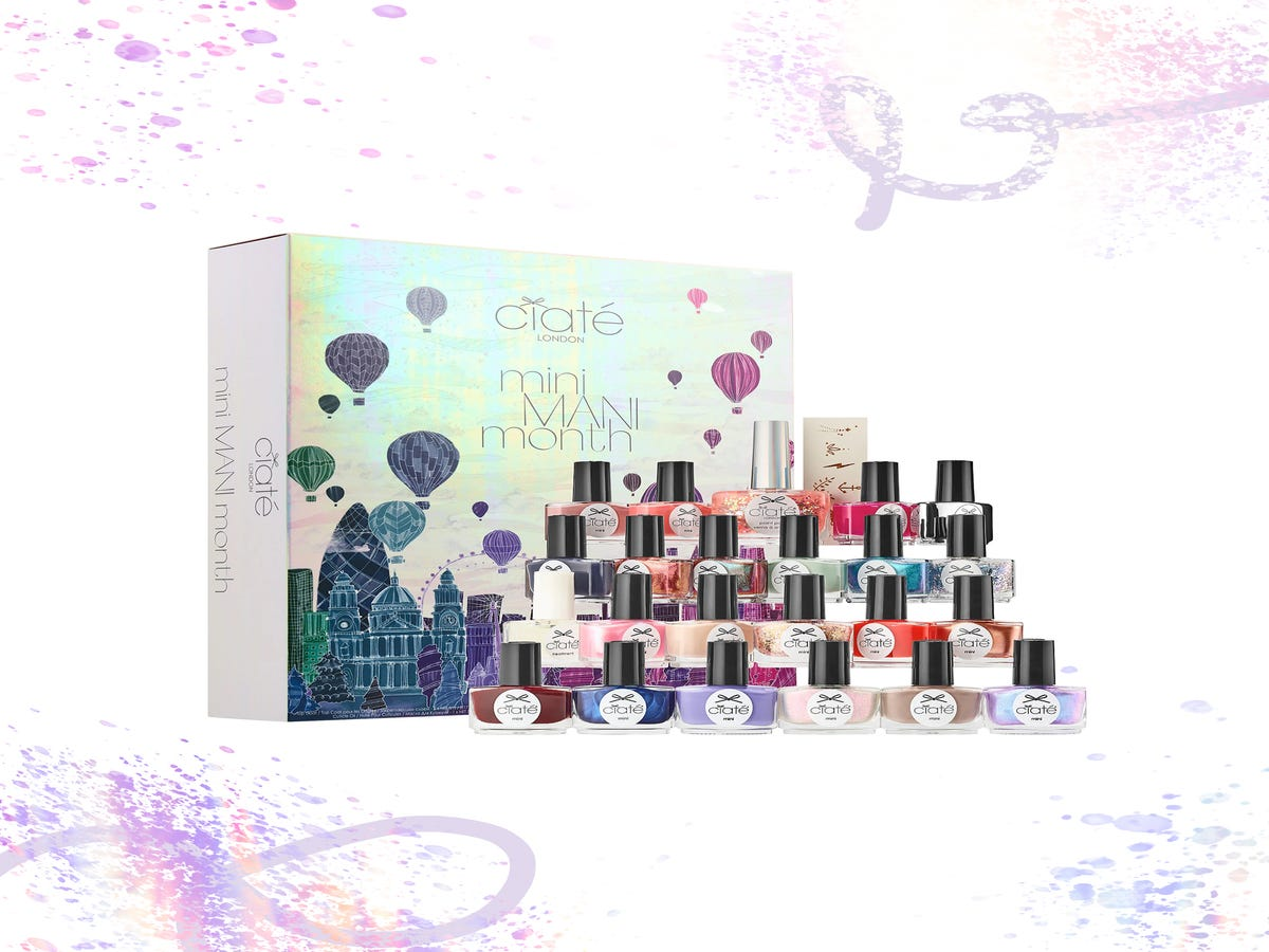 11 Holiday Nail-Polish Collections That ll Make Your Fingers Feel Festive