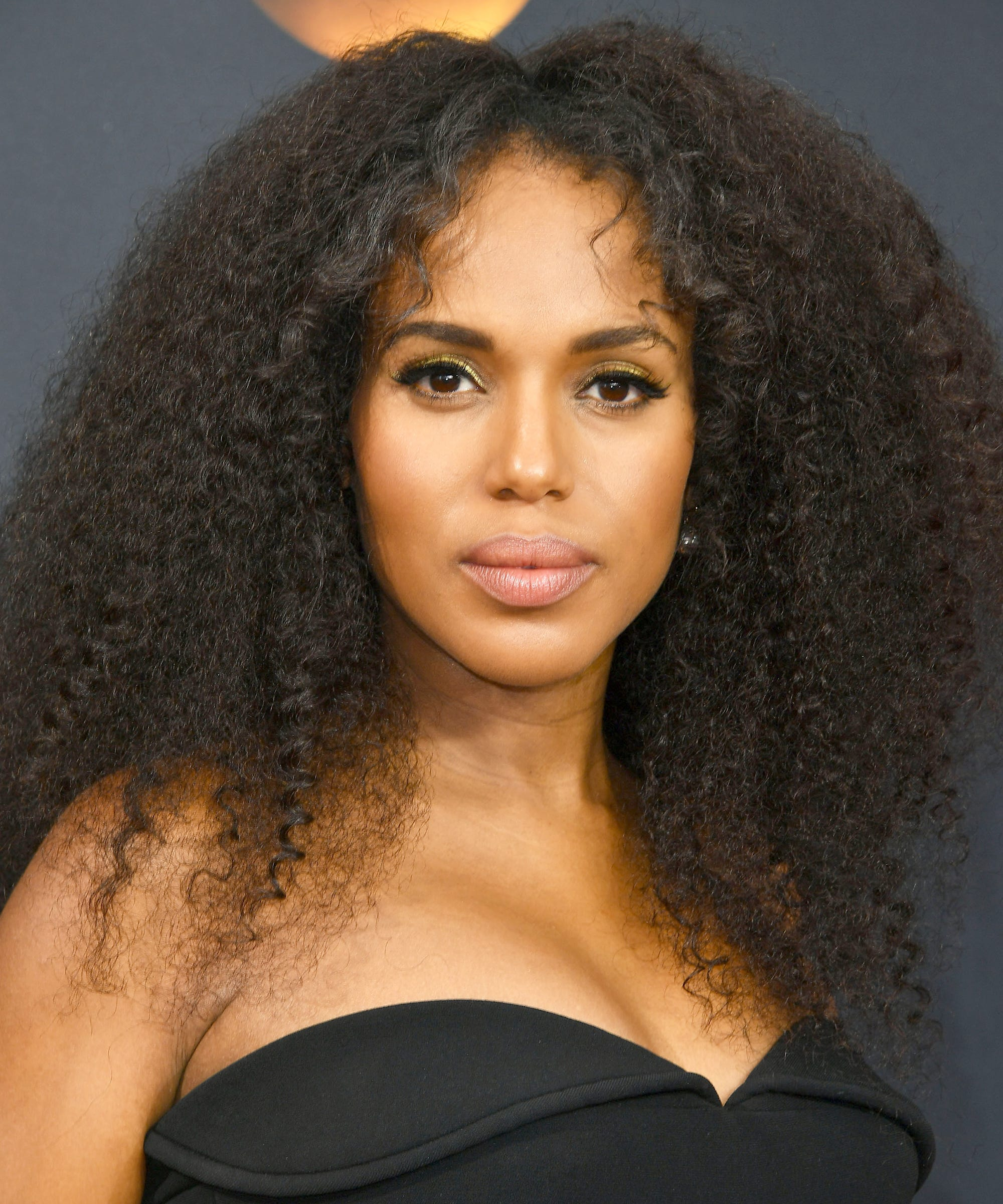 Kerry Washington Natural Hair Stylist Interview Scandal