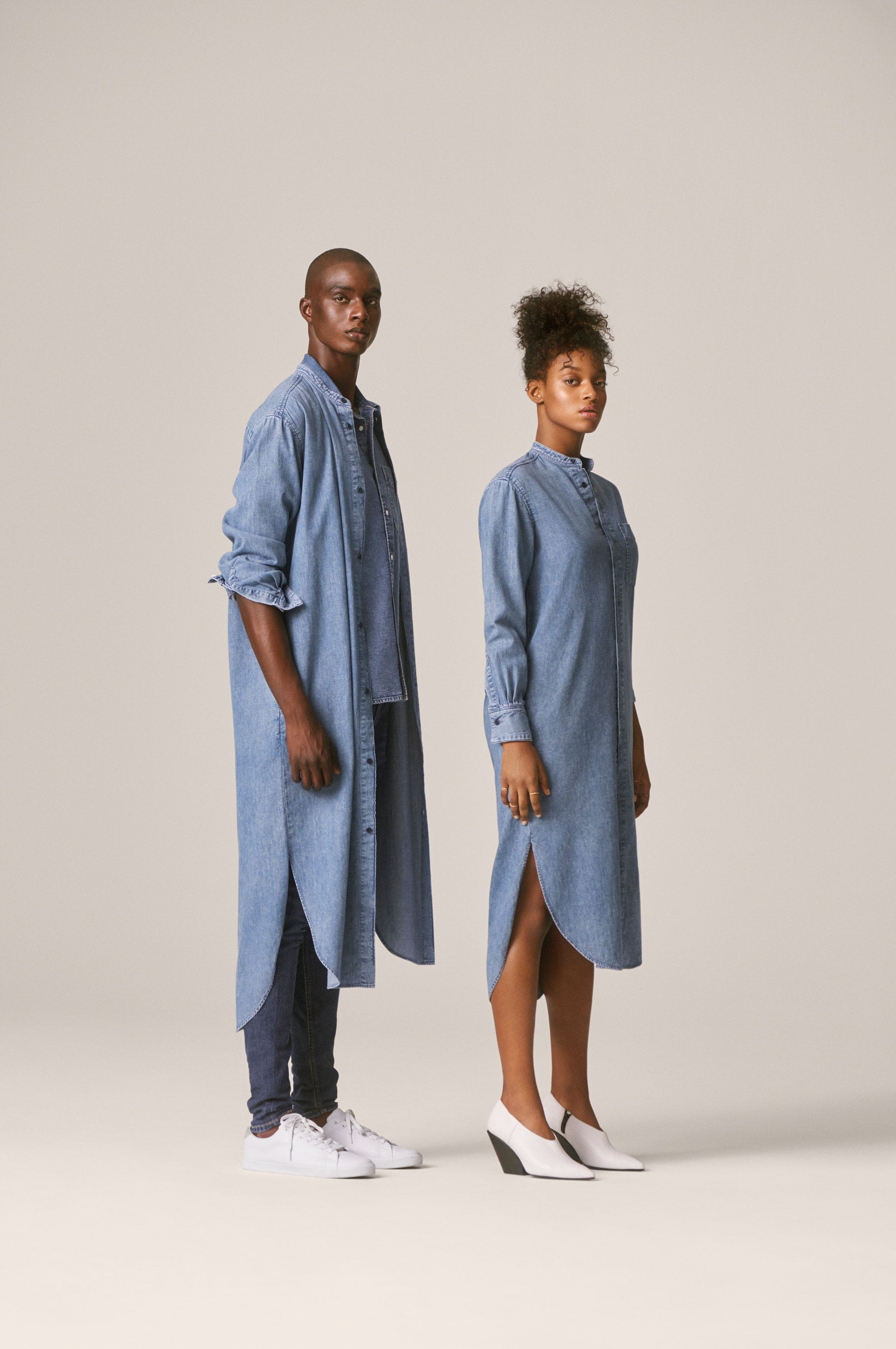 0271aea719 HM New Unisex Denim Collection Best Looks Shop Online