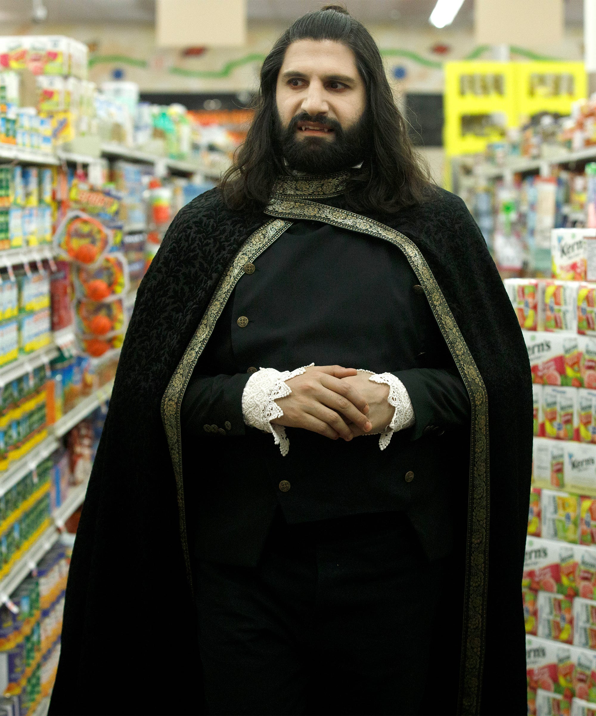 The Cast Of What We Do In The Shadows Is About To Upend The Vampire Genre
