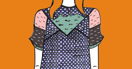 An Insanely Cute, Illustrated Lookbook? Yes, Please!