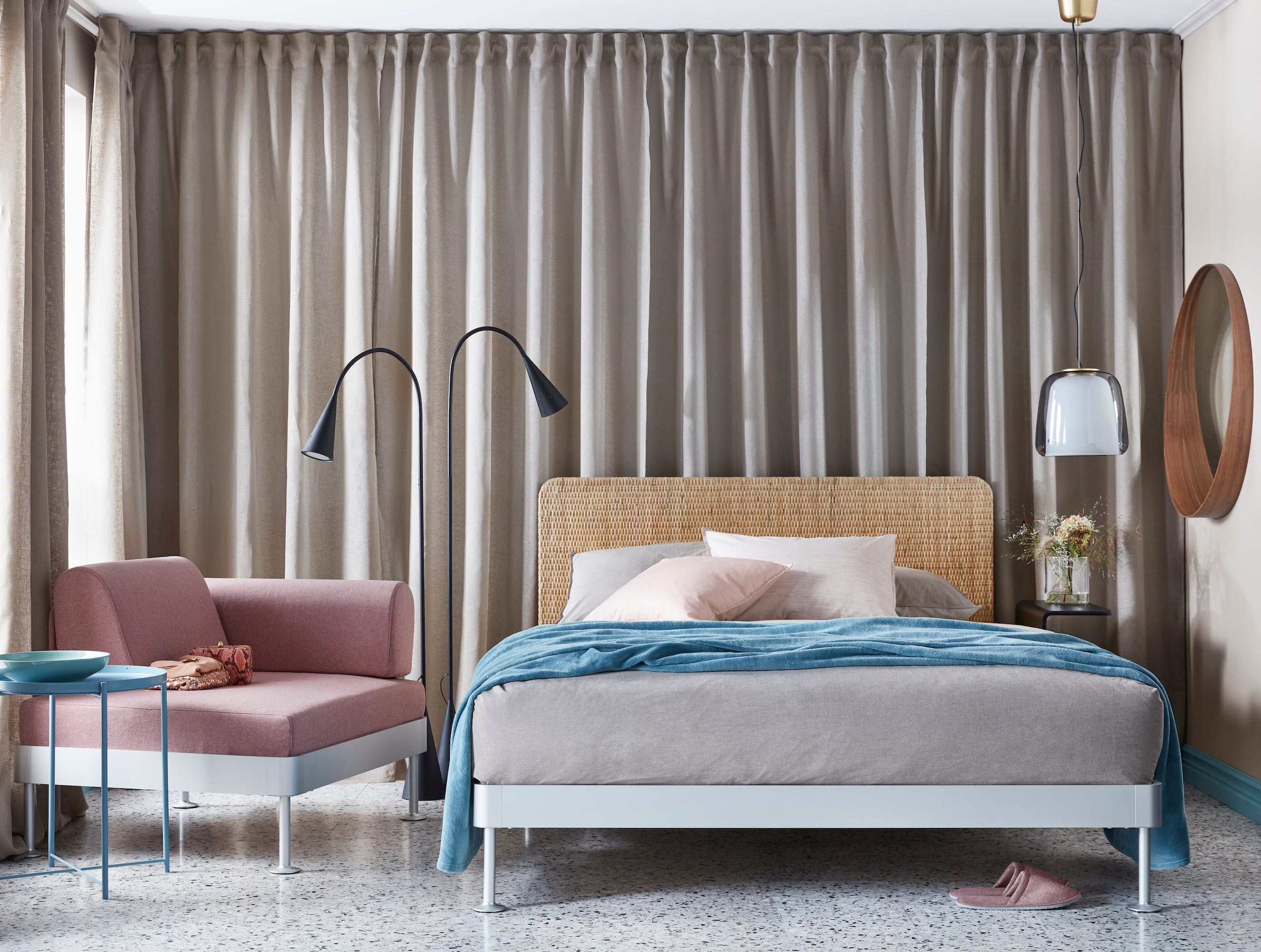 Ikea And Tom Dixon Release Delaktig Customizable Bed befa2d9ac