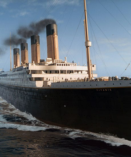 The Titanic Returns! — And The Heart Does Go On