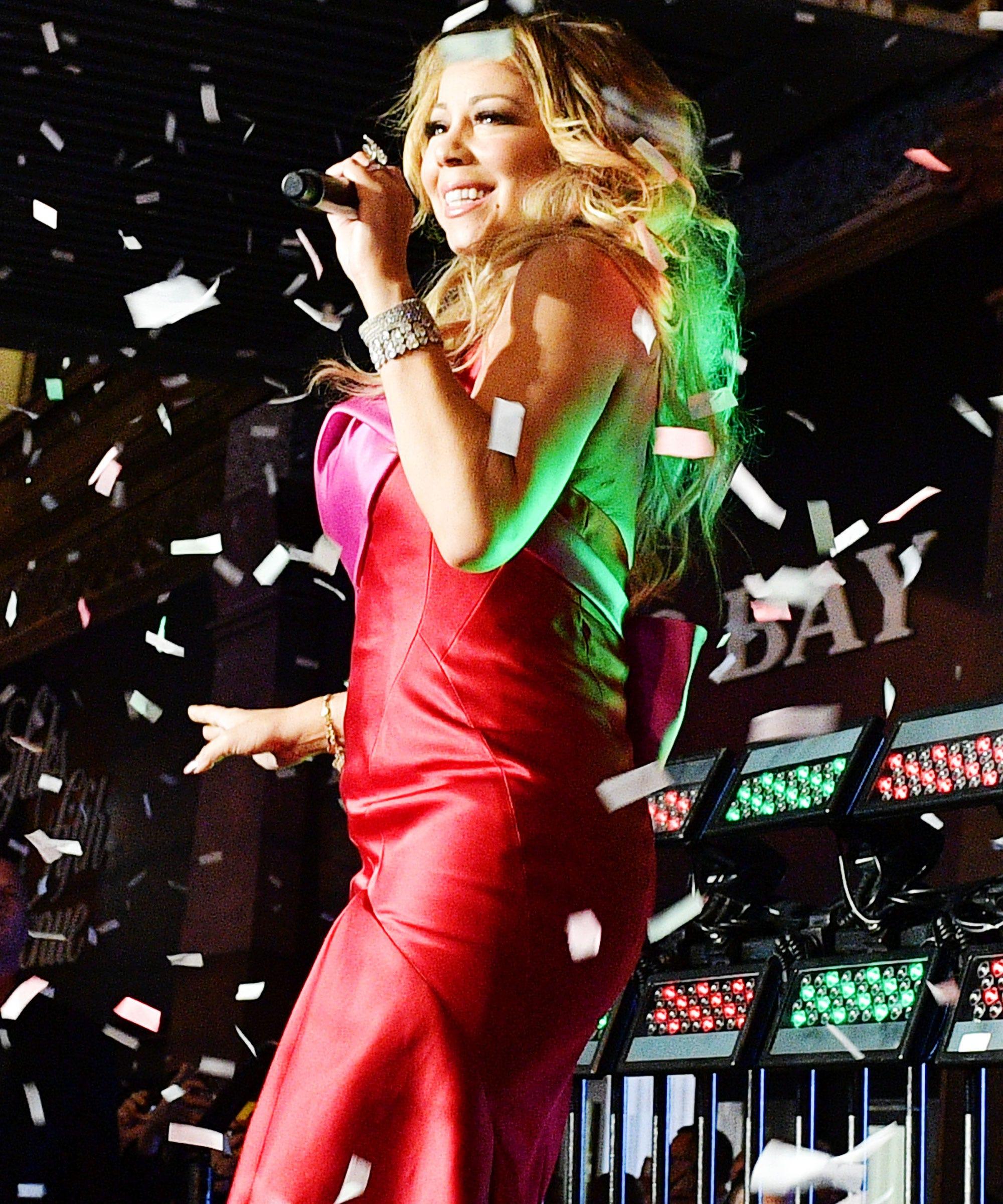Mariah Carey All I Want For Christmas YouTube