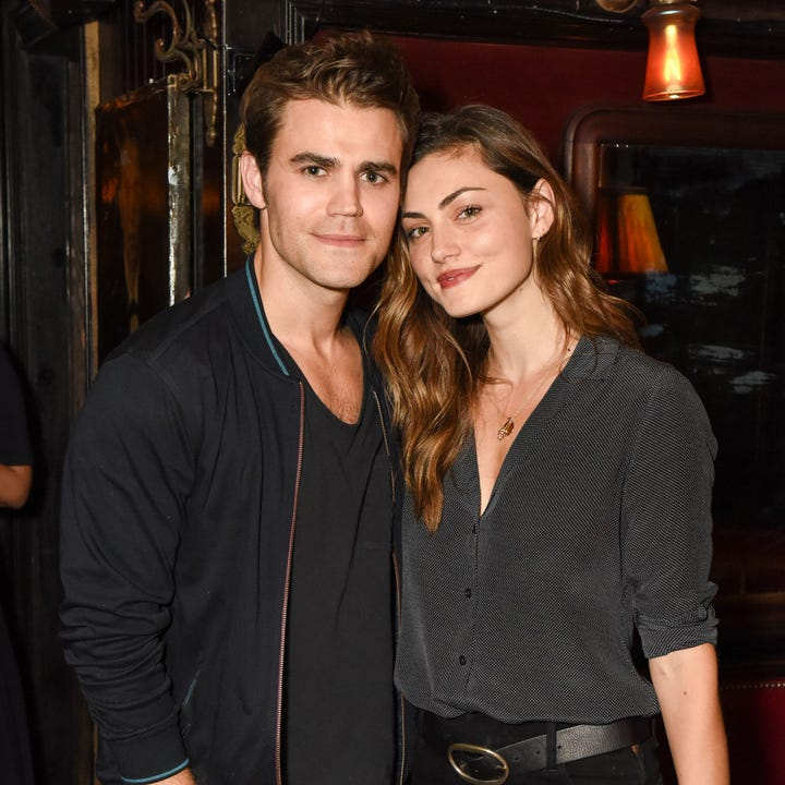 Vampire diaries paul wesley phoebe tonkin break up the vampire diaries paul wesley phoebe tonkin have reportedly split m4hsunfo