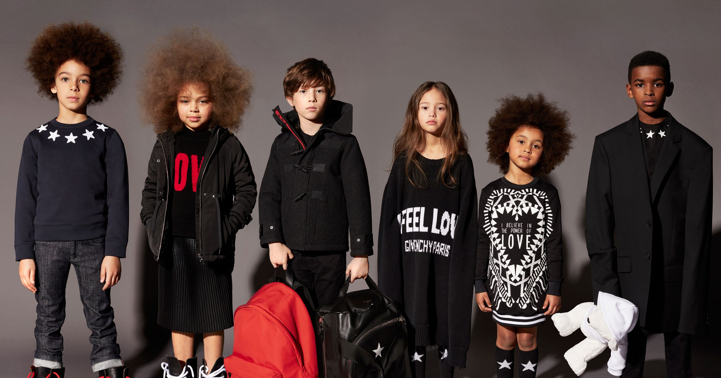 b92346cf Givenchy Baby Kids Clothing Launch - North West
