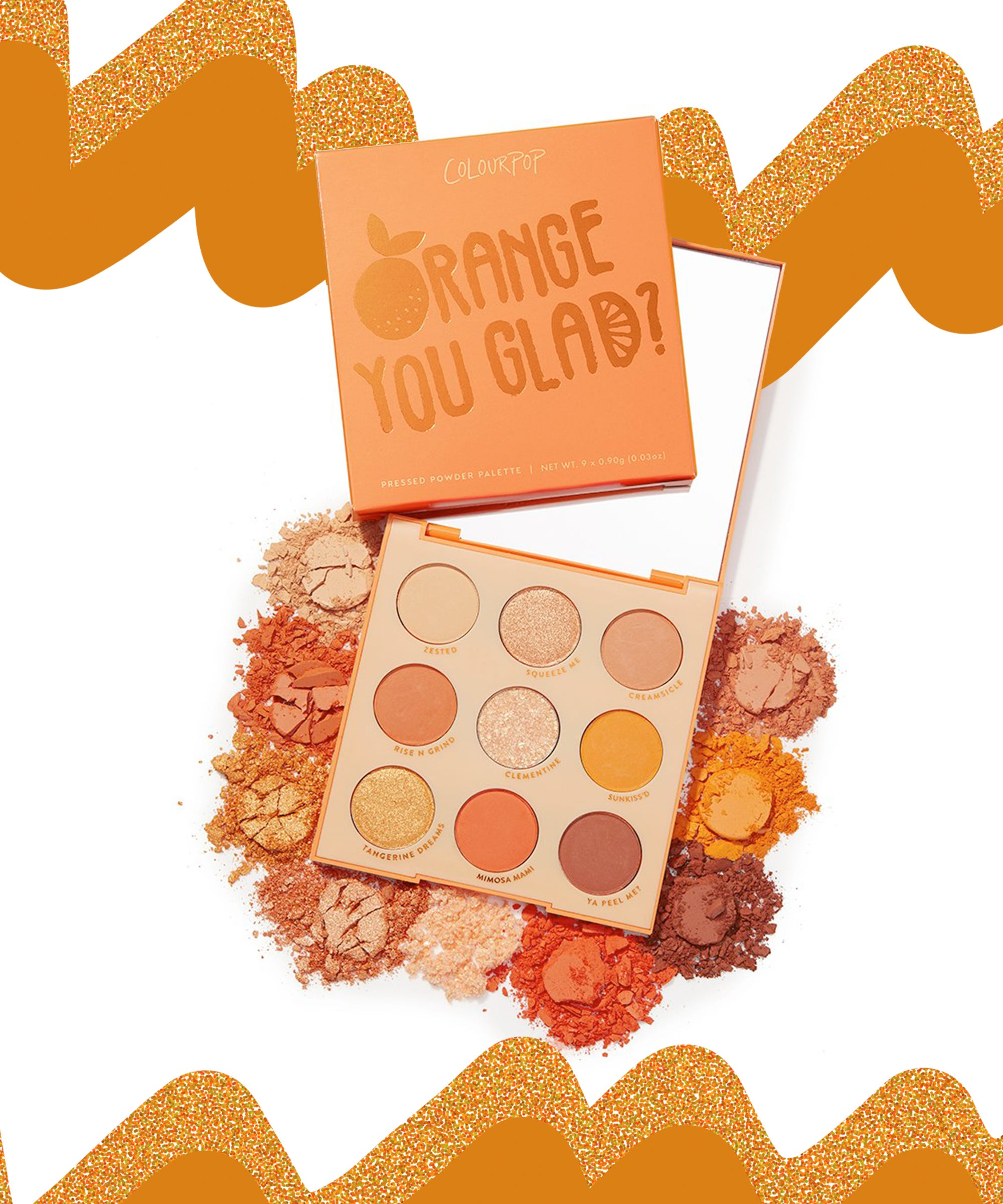 Orange Makeup Is The Summer Trend That's Also Perfect For Fall