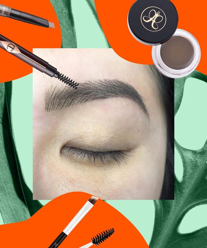 Haare Zeichnen Ist Die Neue Augenbrauen Technik