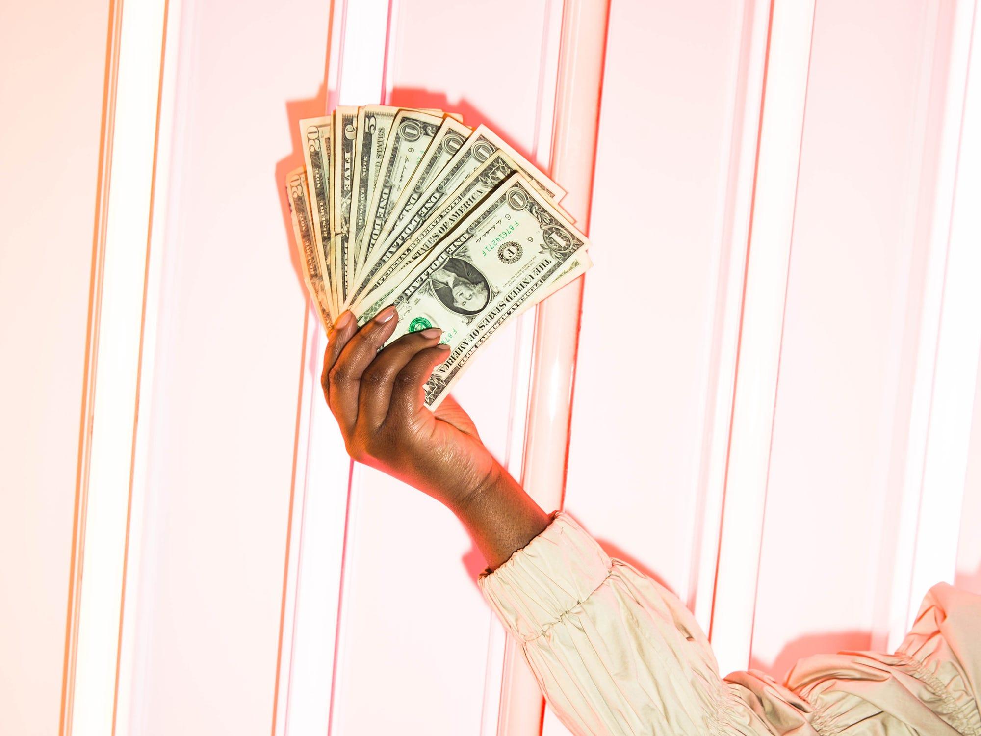 Money Diary - Marketing Specialist Finance Philadelphia