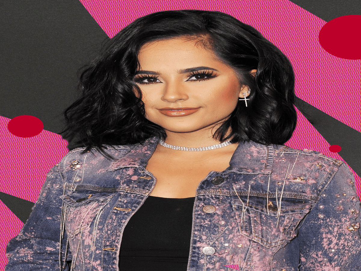 Becky G's Salvaje Makeup Collaboration Marks A Big First For ColourPop