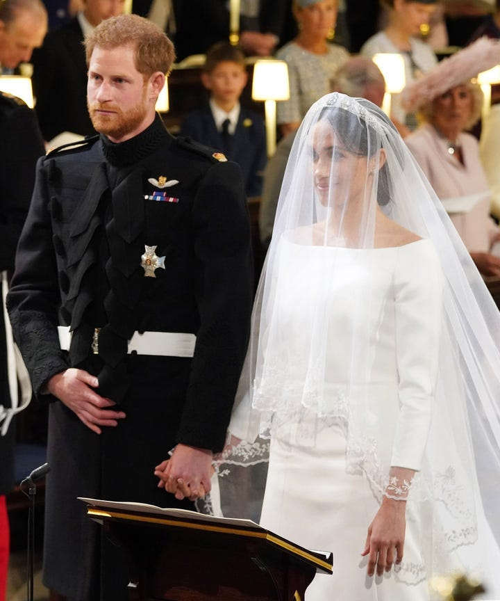 The Official Guide To The Royal Wedding Guest List 2018