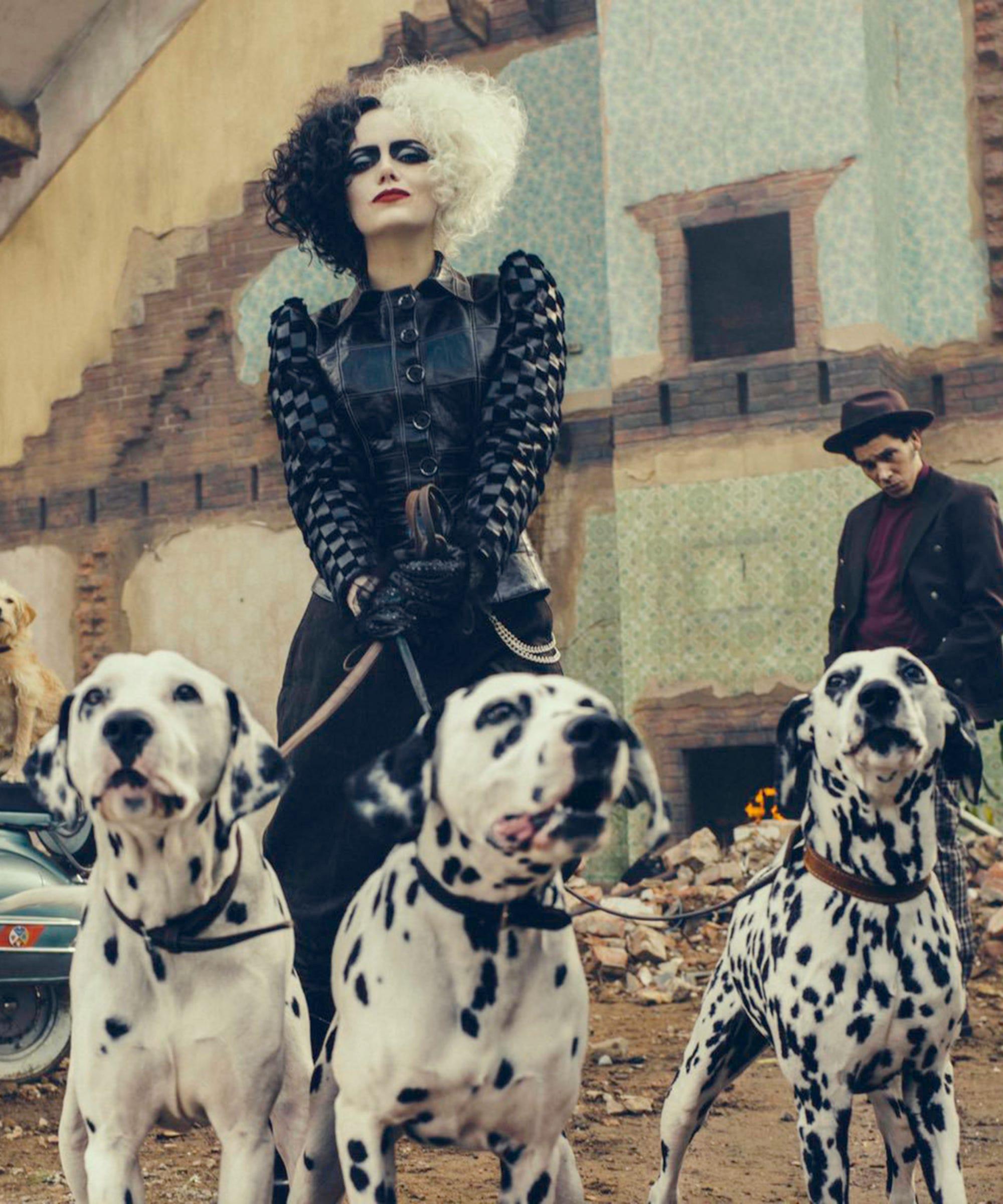 Emma Stone's Punk Cruella De Vil Is The Big Villain Energy We All Need