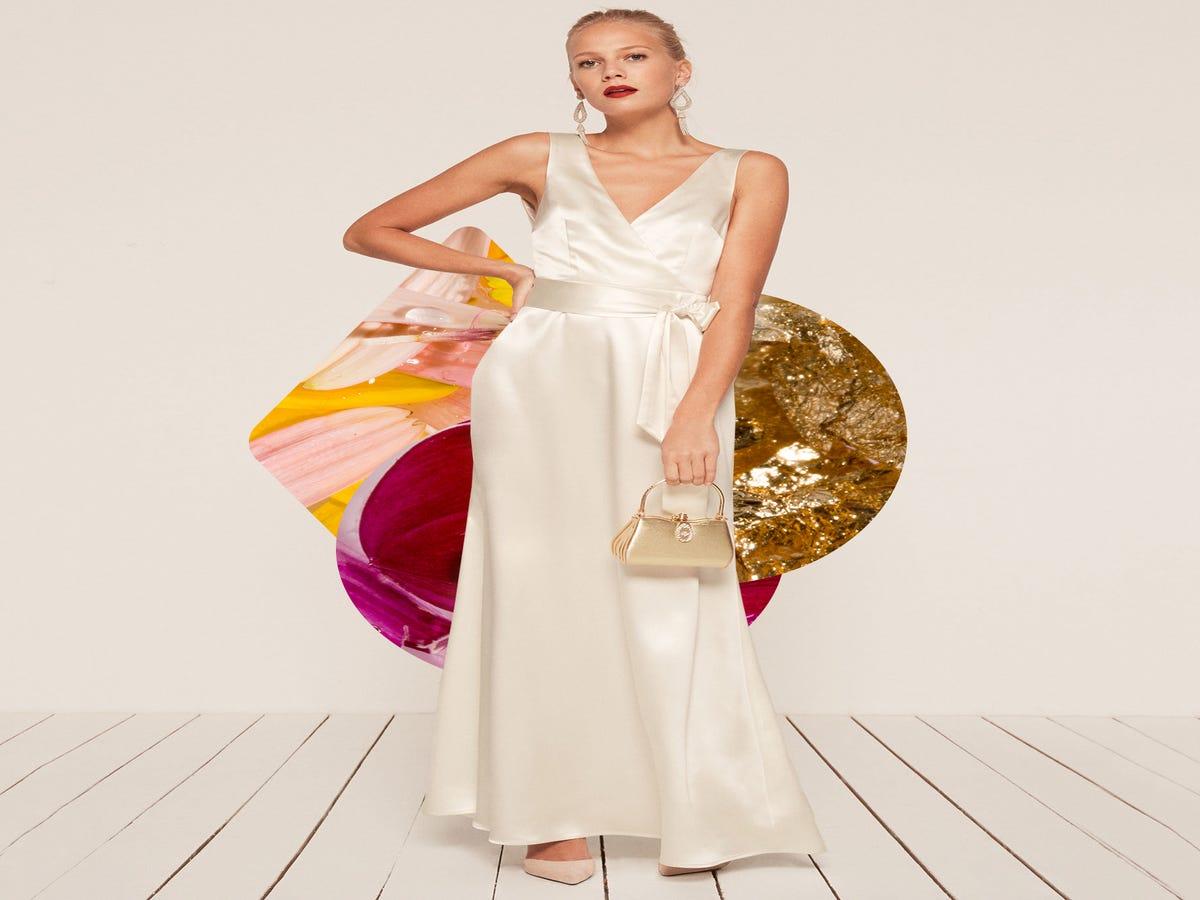 17 Non-Traditional Dresses For The Fashion-Forward Bride