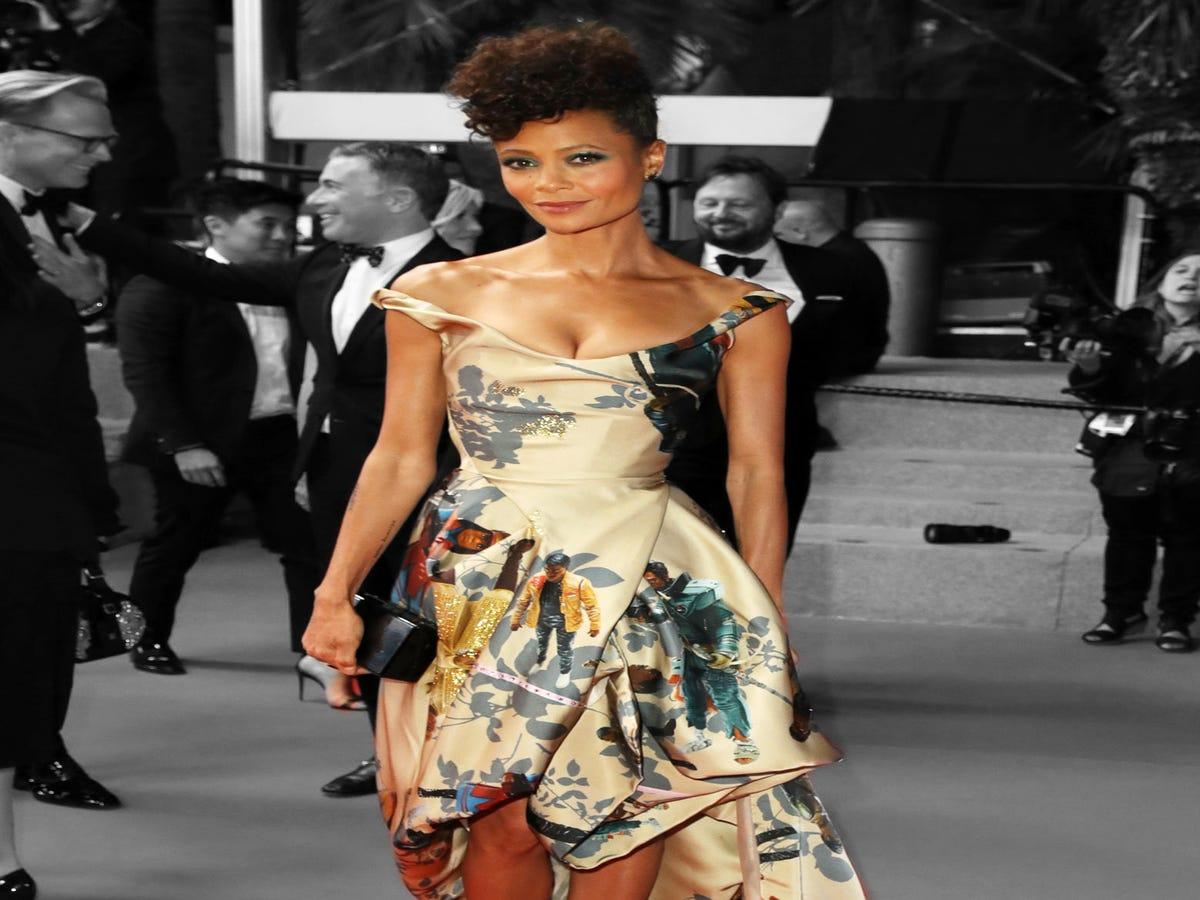 Thandie Newton Honors Black Star Wars Actors