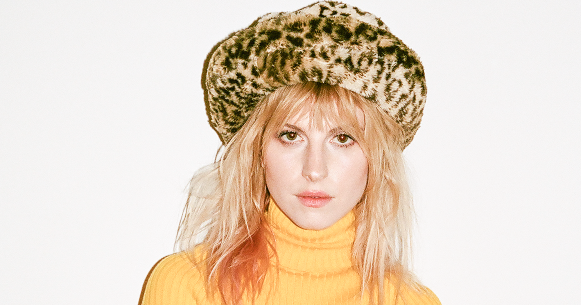 """Why Hayley Williams Is Starting A """"Sanctuary Of Self Love"""" At Bonnaroo"""