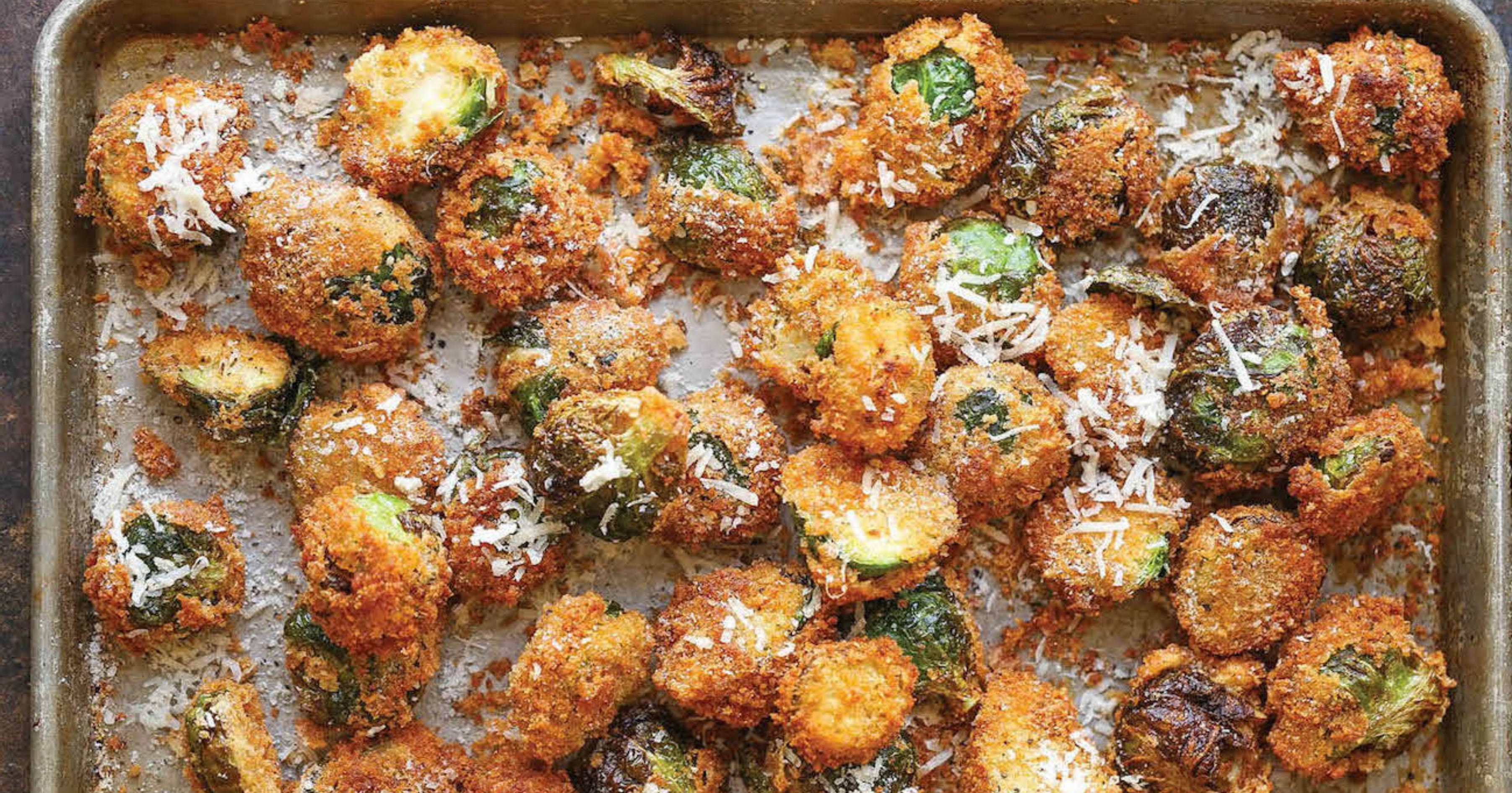 10 Bangin' Brussels Sprout Dishes For Dinner