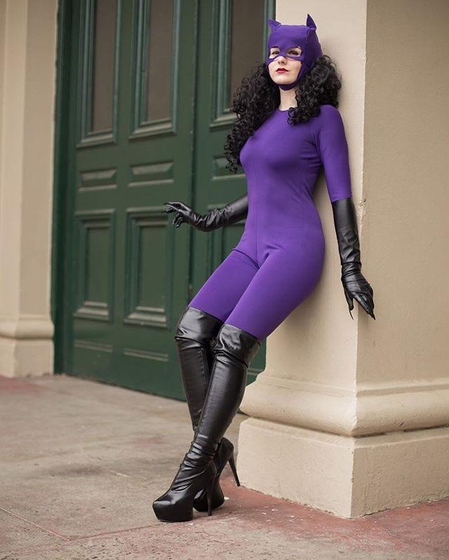 Sexy Catwoman Costume Photos Diy Halloween Ideas