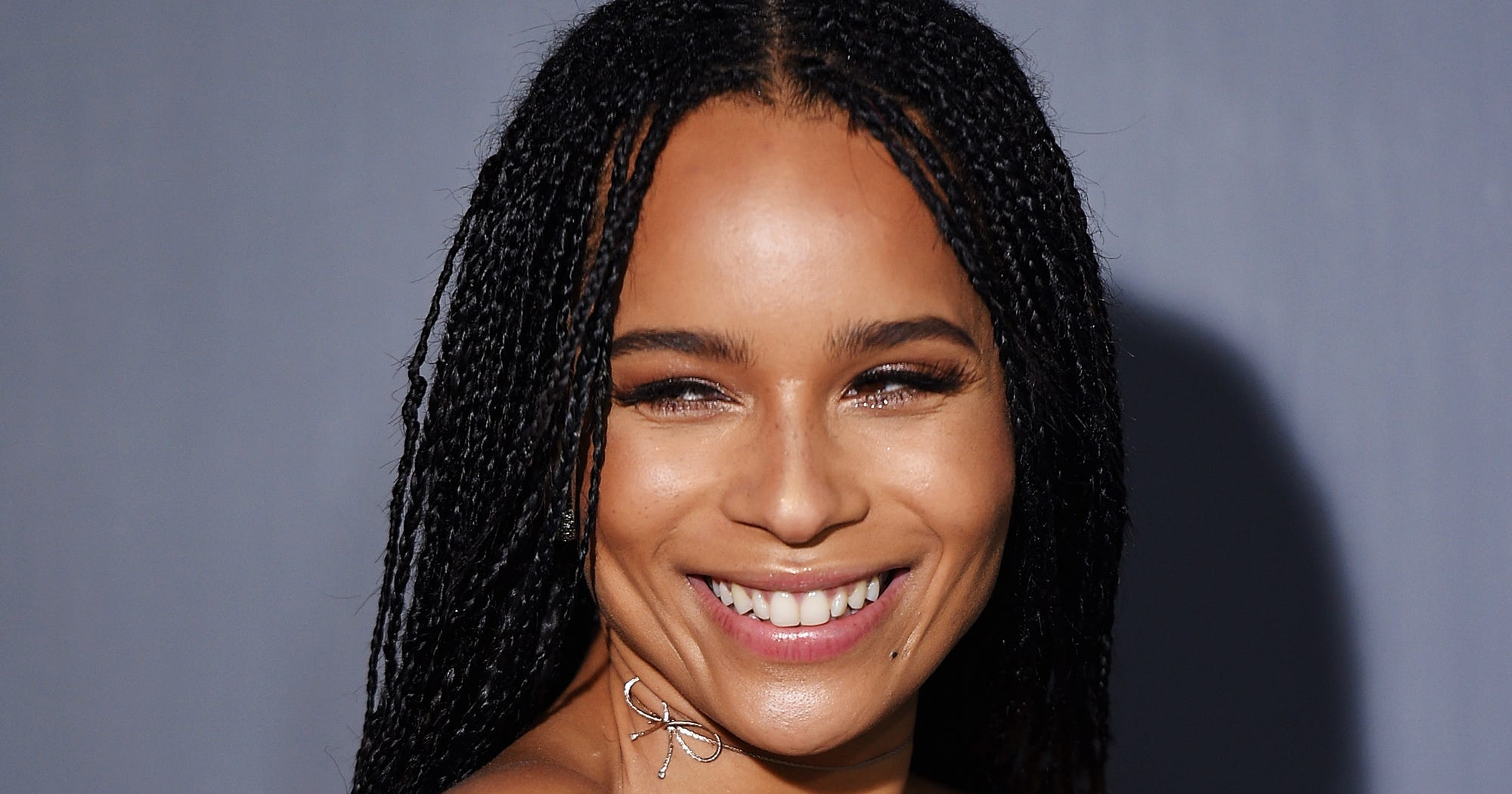 Zoe Kravitz Big Little Lies Natural Hairstyles Looks
