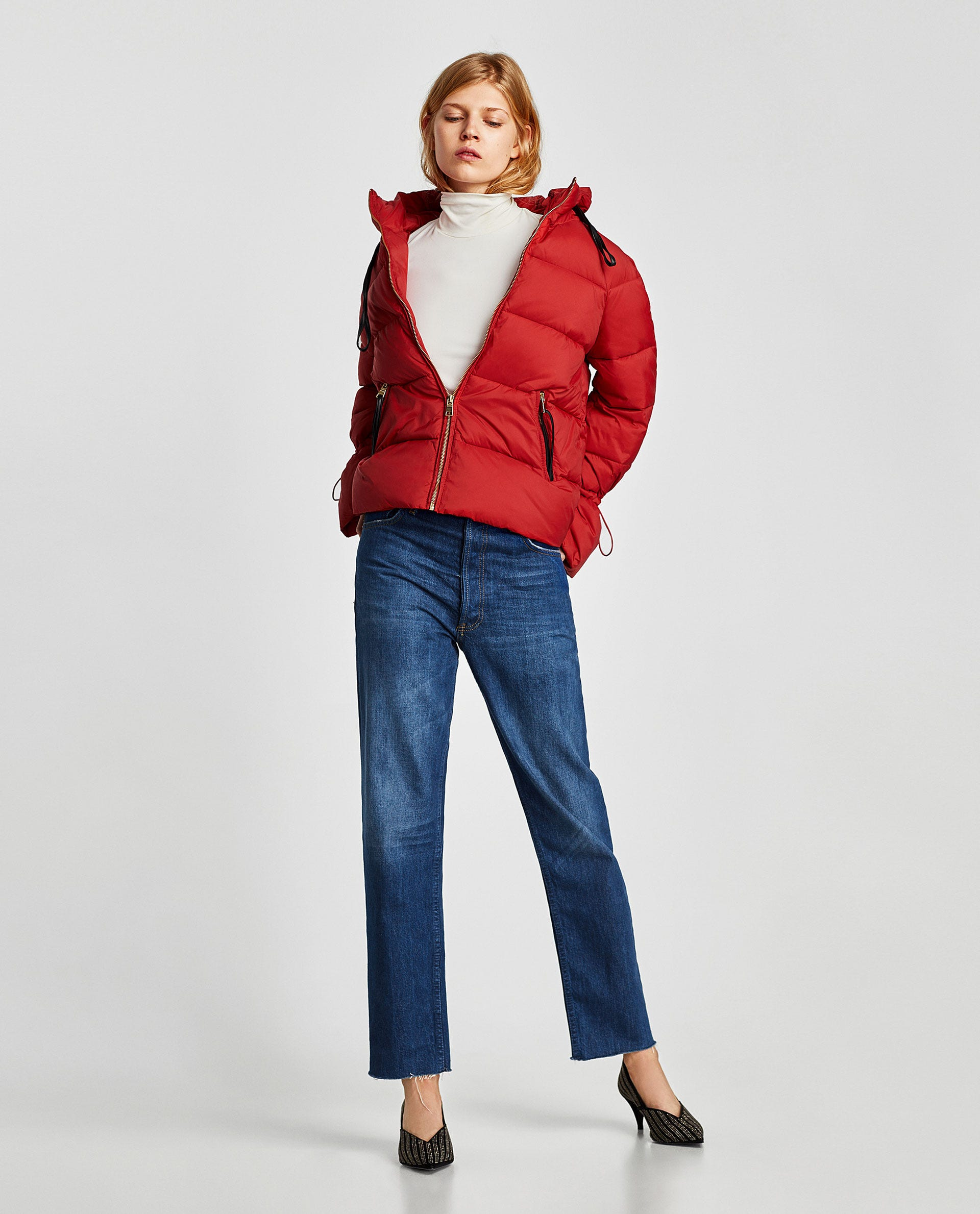 dae70eaf Zara Winter 2017 Best New Puffer Jacket Coats Shop Now