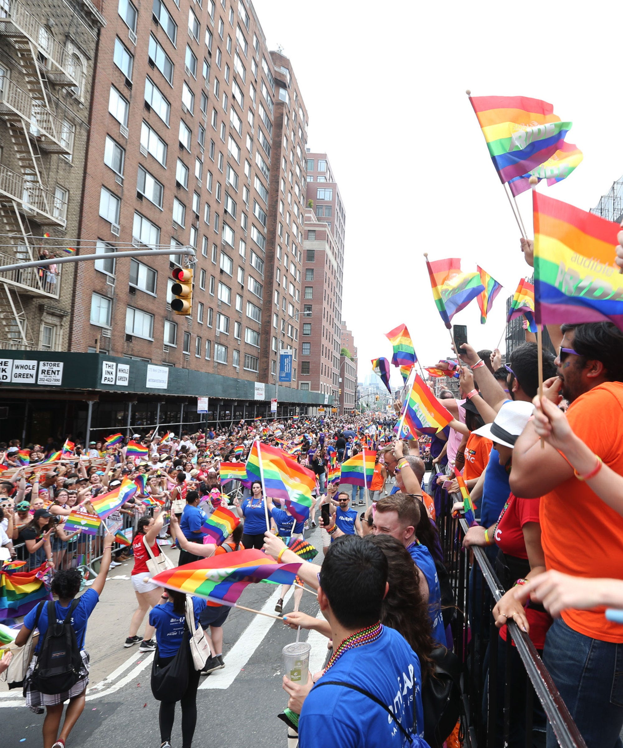 This Is What Pride Parades Around The World Look Like