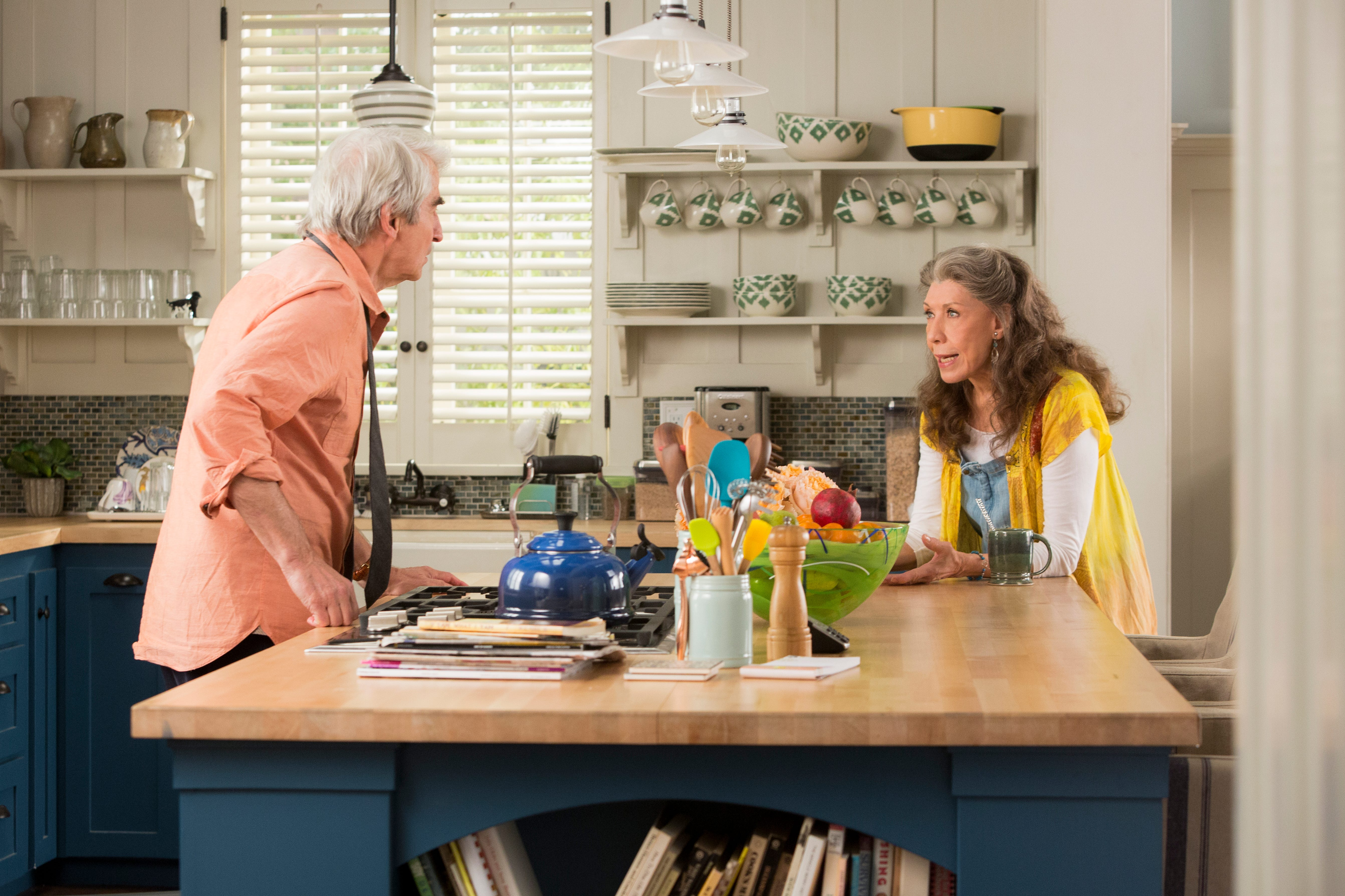 Grace And Frankie Season 3 Characters Where We Left Off