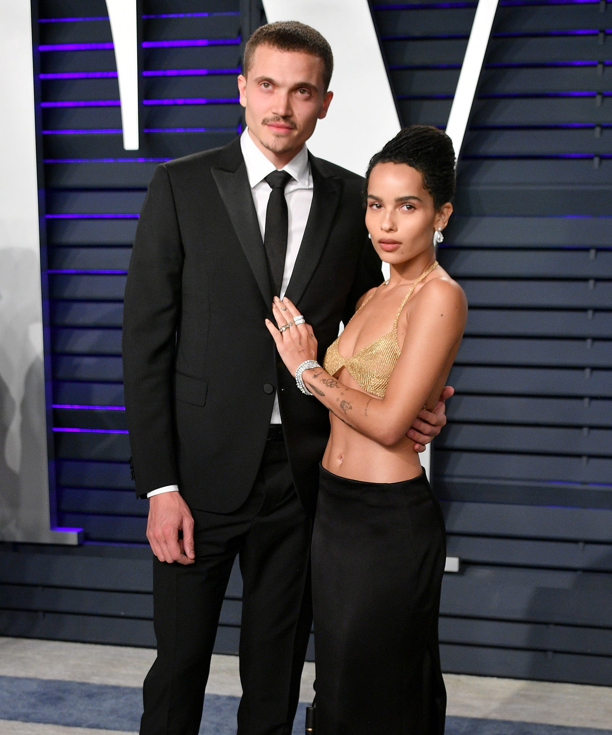 Zoë Kravitz Just Reportedly One-Upped Her Secret Engagement With A Secret Wedding