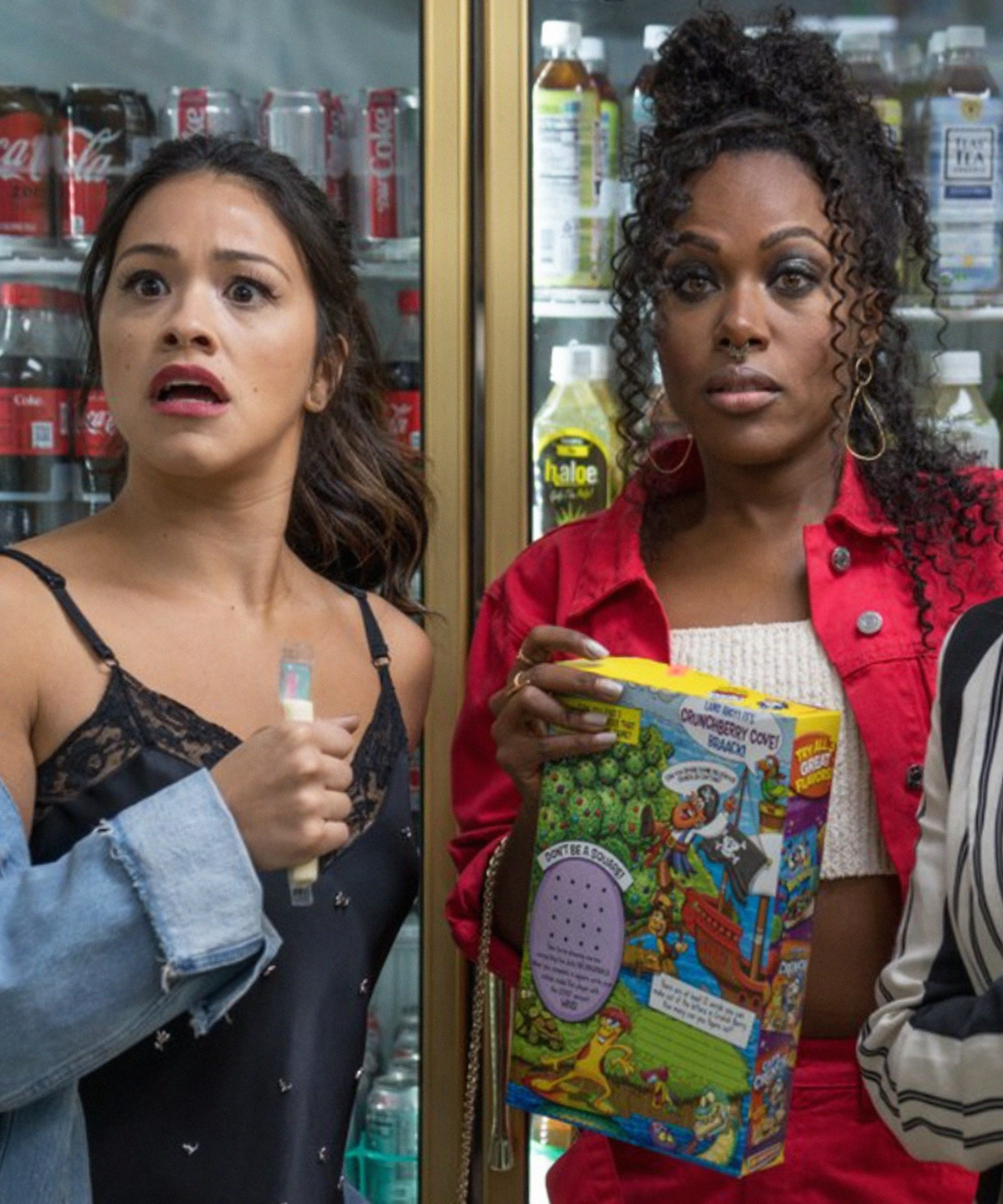 The Someone Great Cast's Amazing Chemistry Is All Thanks To Brunch
