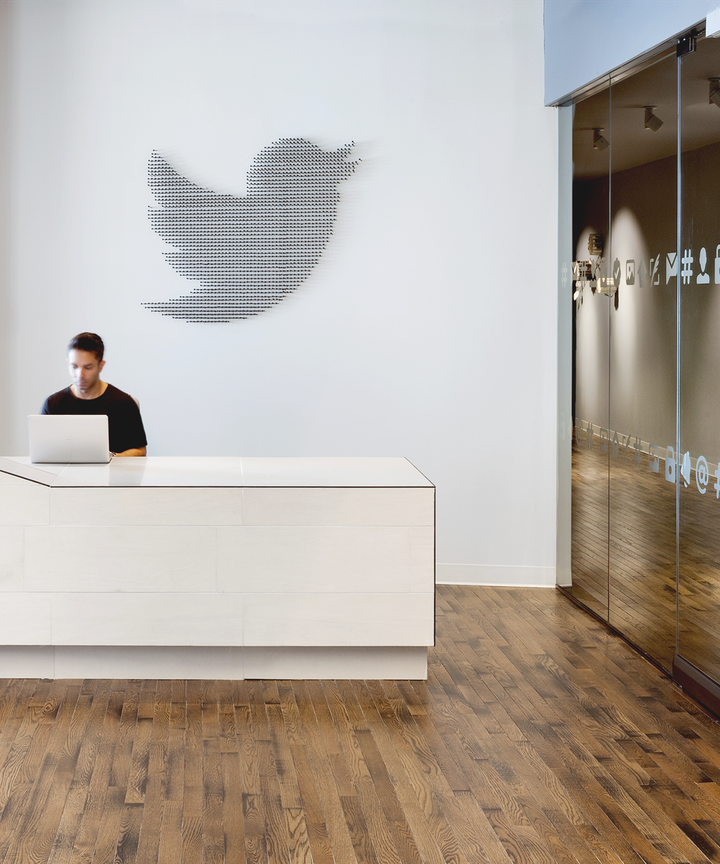 Twitter New York Headquarters Office Tour Pictures