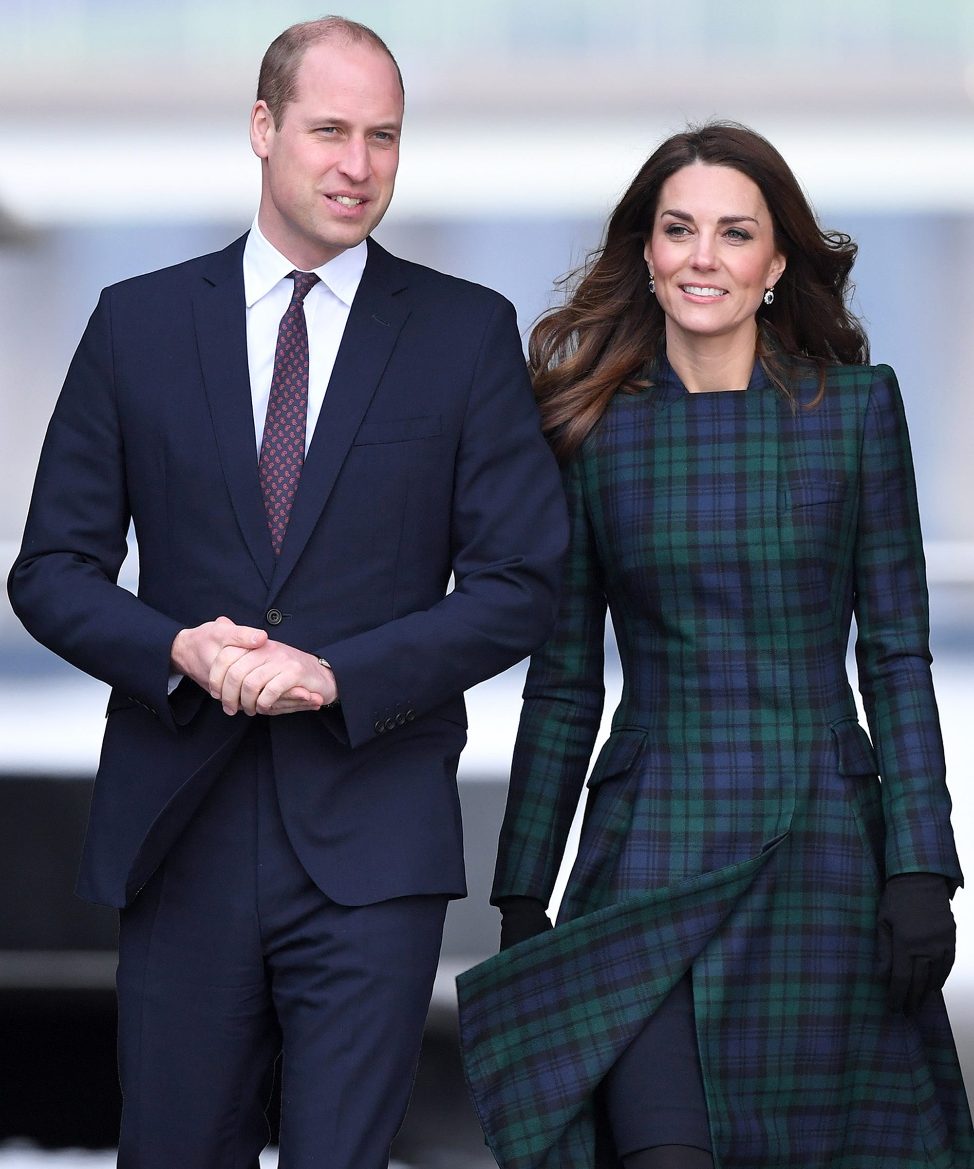 This Is How Prince William & Kate Are Handling The Rampant Cheating Rumors