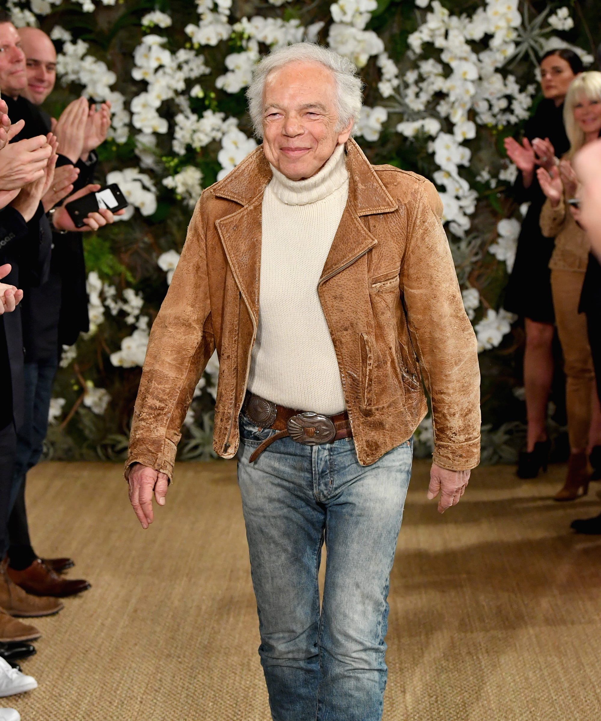 Why Ralph Lauren Being Knighted Is So Special