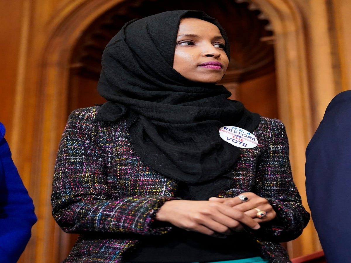 Why Ilhan Omar Is At The Center Of An Anti-Semitism Scandal — Again