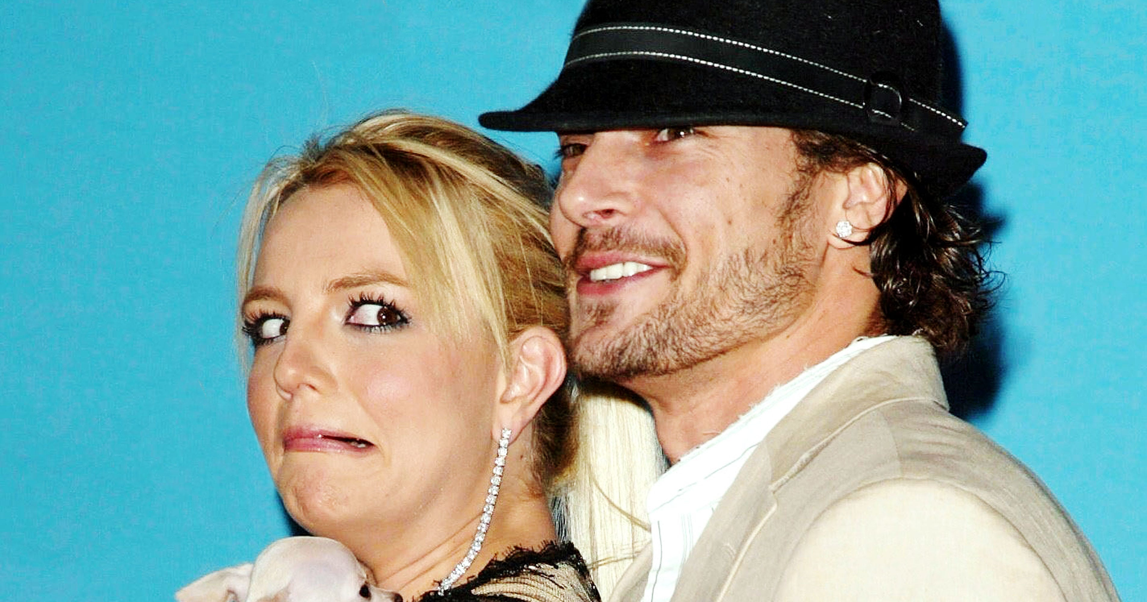 Britney Spears And Kevin Federline Relationship Moments ce95a747157