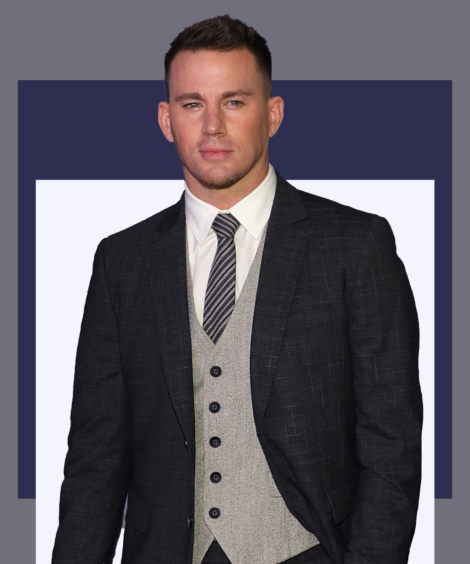 Channing Tatum Is Obsessed With An App That's Freaking Everyone Out
