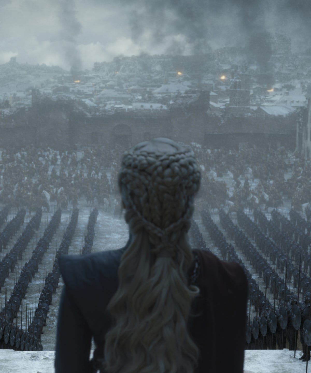 Were The Game Of Thrones Finale Ending Spoilers Right?