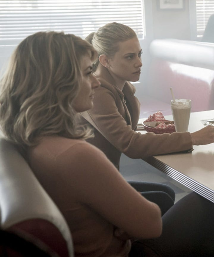 Riverdale Betty Sexy Serpent Dance Alice And Fp Past