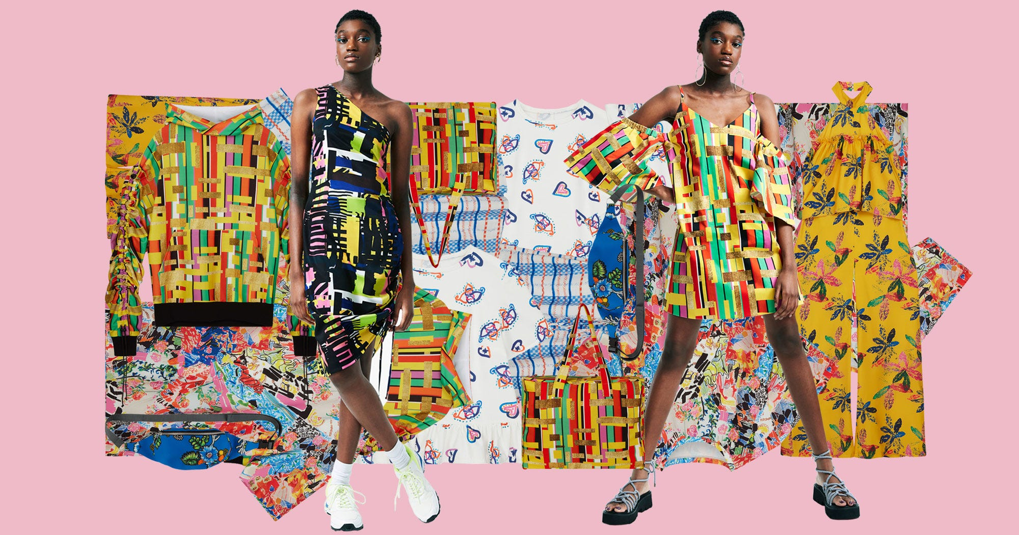 ASOS' 'Made In Kenya' Line Is All Unisex & Handmade