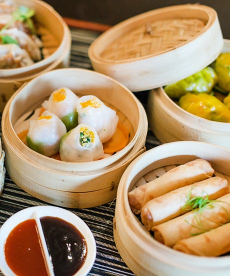 Update This Story Was Originally Published On October 18 2017 Savory Soup Dumplings Swimming With Crab Meat Dim Sum Boasting Seafood Shumai