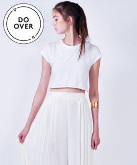 Do Over: Shine Bright In All White
